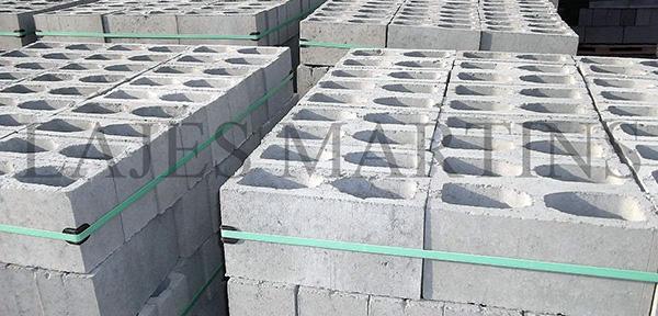 Blocos de Concreto Lajes Martins